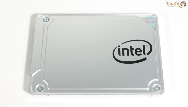 Intel 545sを開封レビュー