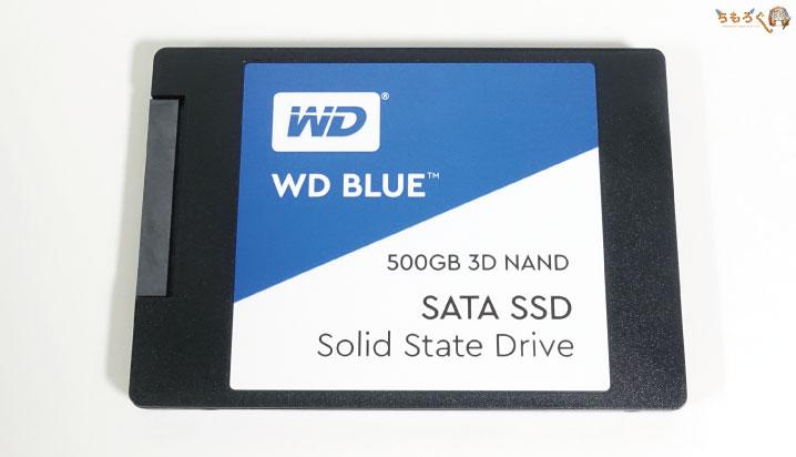 WD Blue 3Dのパッケージング