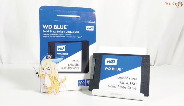 WD Blue 3Dのレビューまとめ