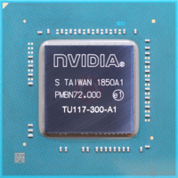 GTX 1650のチップダイ画像
