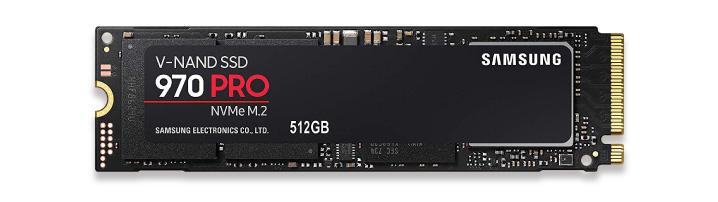 クリエイターにベストなNVMe「Samsung 970 Pro」