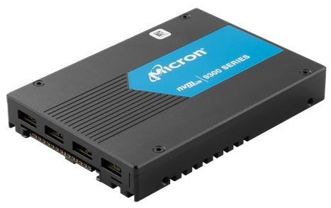 最大15TBの超大容量SSD「Micron 9300 Pro」