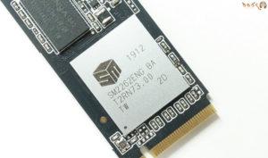Adata XPG SX8200 ProのSSDコントローラ