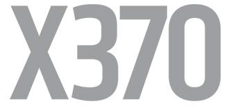 AMD X370チップセット