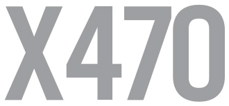 AMD X470チップセット
