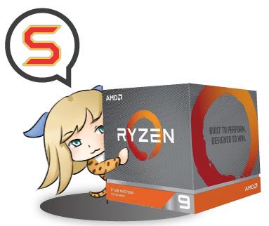 Ryzen 9 3900Xの評価まとめ