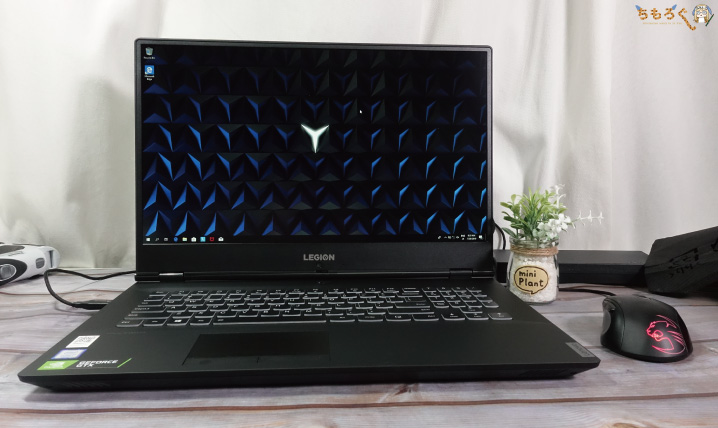 Lenovo Legion Y540のゲーミング性能をチェック