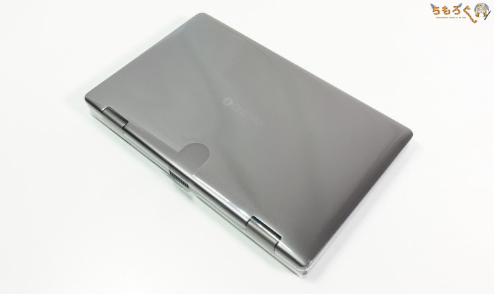 OneMix 3Sの外観(デザイン)をチェック