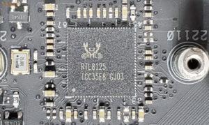 2.5 GbE LANチップ「Realtek RTL8125-CG」