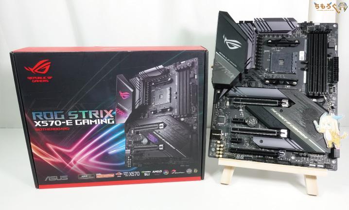 ROG STRIX X570-E GAMING(レビューまとめ)