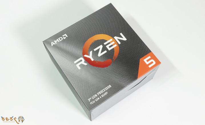 CPUは「Ryzen 5 3600」
