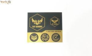 ASUS TUF B450-Pro Gamingの付属品