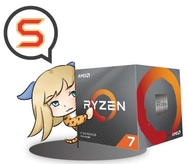 Ryzen 7 3700Xの評価まとめ