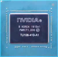 Radeon RTX 2060 Super(ダイ画像)