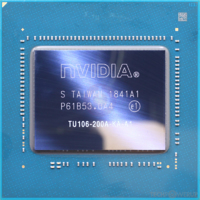 Radeon RTX 2060(ダイ画像)