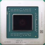 Radeon RX 5700(ダイ画像)