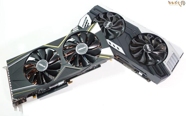 Radeon RX 5700をレビュー(ASRock Challenger D)
