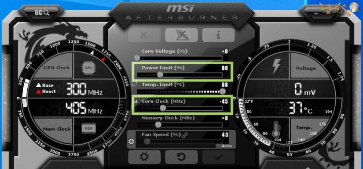 RTX 2070 Superの低電圧化を試す