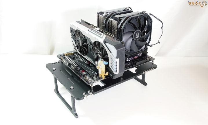 RTX 2060 Superのテスト環境