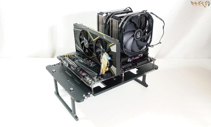 Radeon RX 5700のテスト環境