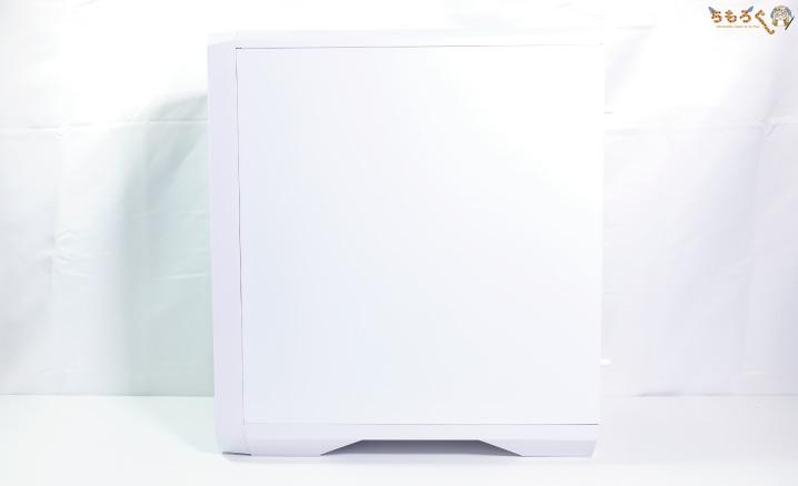 Astromeda(White)をレビュー(PCケースの外観)
