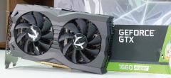 GTX 1660 Superの平均パフォーマンス
