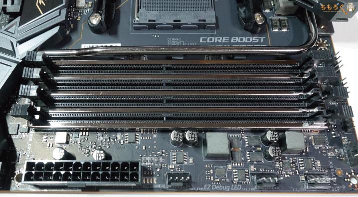 MSI MEG X570 ACEをレビュー(外観チェック)