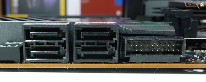 MSI MEG X570 ACEをレビュー(SATA)
