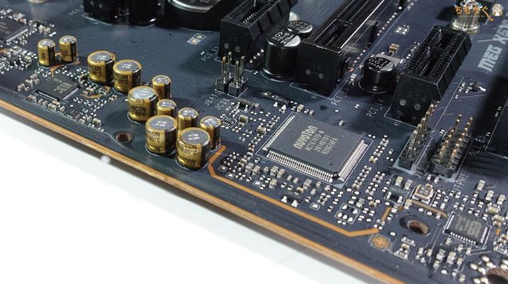 MSI MEG X570 ACEをレビュー(オーディオ周り)