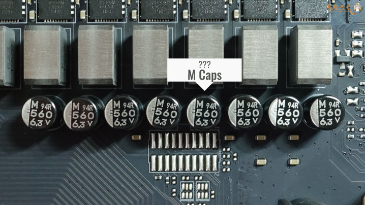 MSI MEG X570 ACEをレビュー(Mコンデンサ)