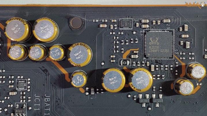MSI MEG X570 ACEをレビュー(ALC1220)
