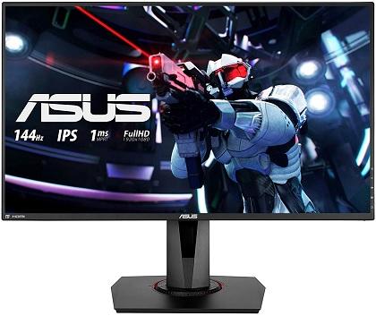 4. 高性能なIPSで画質もキレイ「ASUS VG279Q」