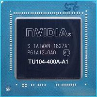 Radeon RTX 2080(ダイ画像)