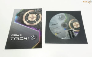 ASRock X570 Taichiをレビュー(付属品)