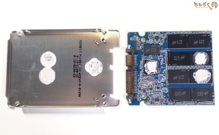 Crucial MX500(コンポーネント)