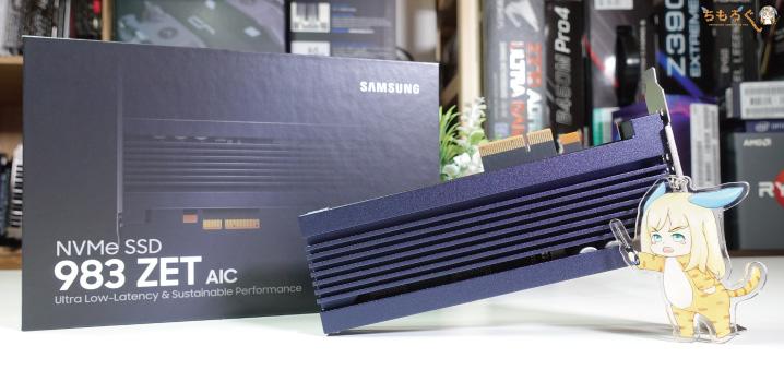 Samsung 983 ZET(レビューまとめ)