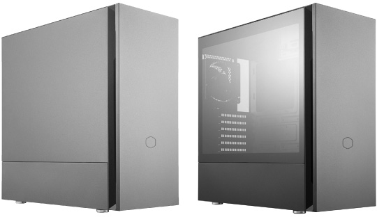 Silencio S600:静音性能No.1のPCケース