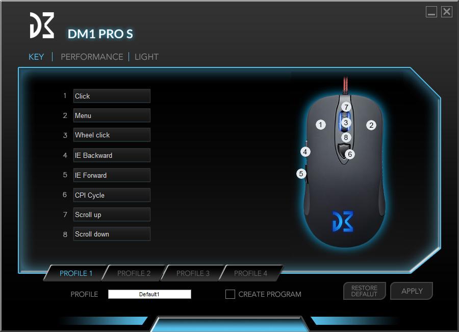 DM1 Pro S