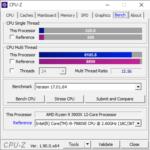 ガレリアAXZをレビュー(CPUベンチマーク)