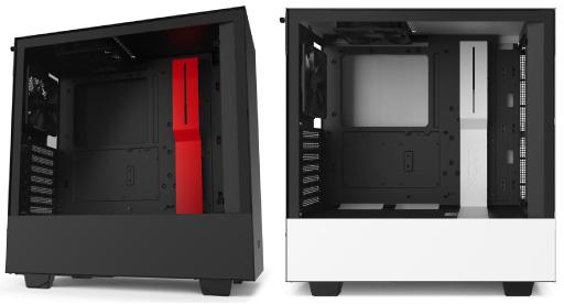 NZXT H510:洗練されたデザインと機能性