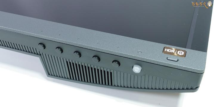 BenQ EL2870Uをレビュー(インターフェイス)