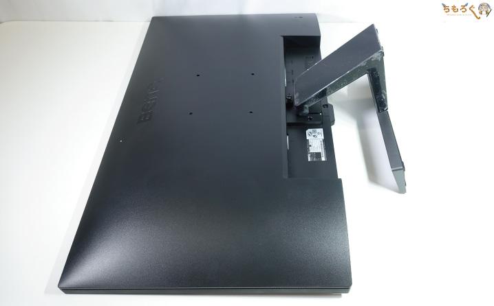 BenQ EL2870Uをレビュー(組み立て)
