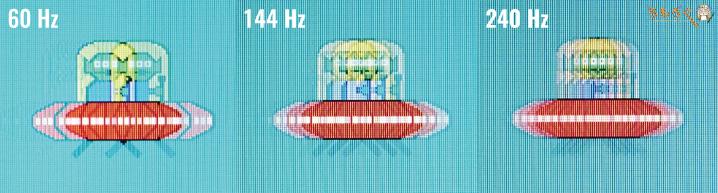 BenQ XL2746Sをレビュー(240 Hz駆動をチェック)