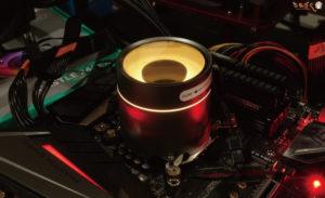 DeepCool Castle 240EXをレビュー(LEDライティングを検証)