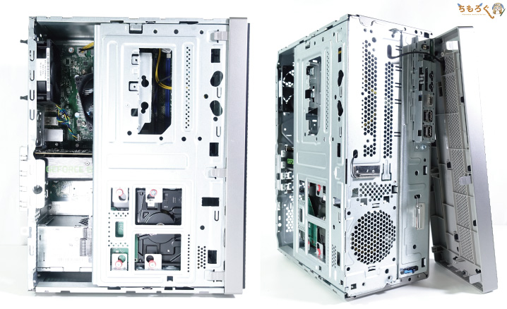 Lenovo IdeaCentre T540 Gamingをレビュー(分解 & 内部コンポーネント)