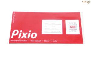 Pixio PX242をレビュー(付属品)