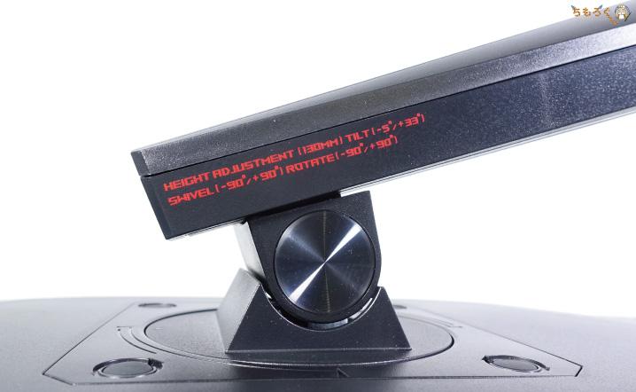 TUF Gaming VG279QMをレビュー(外観デザイン)