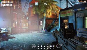 TUF Gaming VG279QMをレビュー(Shadow Boostの効果)