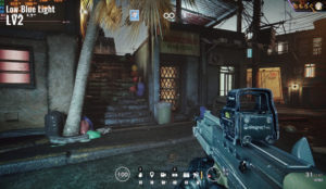 TUF Gaming VG279QMをレビュー(ブルーライトカット機能)