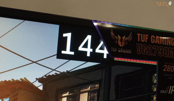 TUF Gaming VG279QMをレビュー(GamePlus機能)
